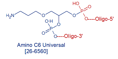picture of Amino C6 Universal
