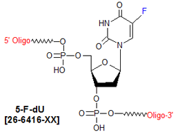 picture of 5-Fluoro deoxyuridine dU