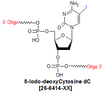 picture of 5-Iodo deoxycytosine dC