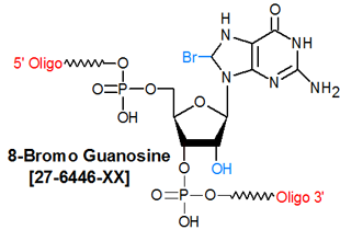 picture of 8-Bromo riboguanosine