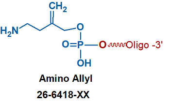 picture of Amino Allyl