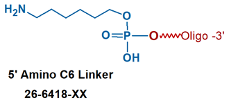 picture of Amino Linker C6