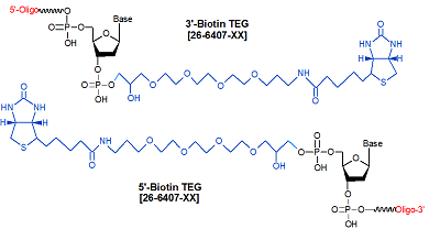 picture of Biotin TEG (15 atom triethylene glycol spacer)