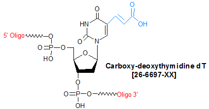 picture of Carboxy-deoxythymidine