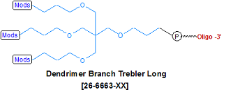picture of Dendrimer Branch Trebler Long