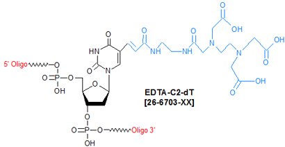 picture of EDTA-C2-dT