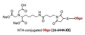 picture of NTA (Nitrilotriacetate) Oligo Conjugate