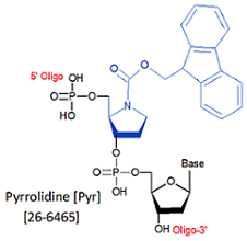 picture of Pyrrolidine (Pyr)