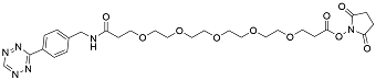 picture of Tetrazine-PEG5 Oligo