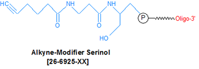 picture of Alkyne-Modifier Serinol