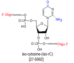picture of Iso-riboCytidine-(Iso rC)